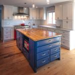 Covenant Woodworks Custom Islands 10