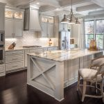 Covenant Woodworks Custom Islands 6