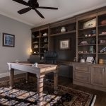 Covenant Woodworks Home Office 1