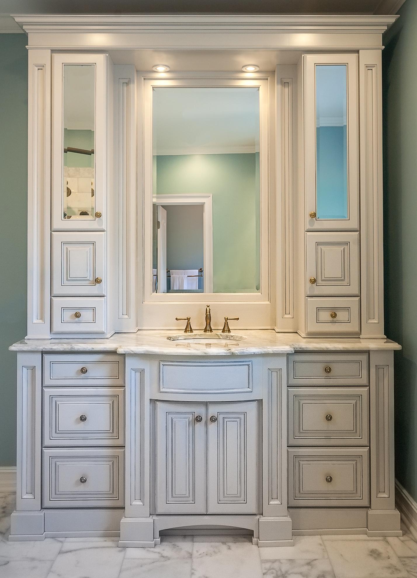 Custom Bathroom Vanities Gainesville, GA   Covenant Woodworks
